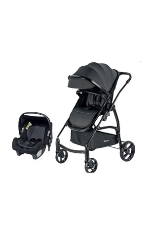 Baby Care Bc41 Astra Safe Trio Puset BCR-BC41 SİYAH
